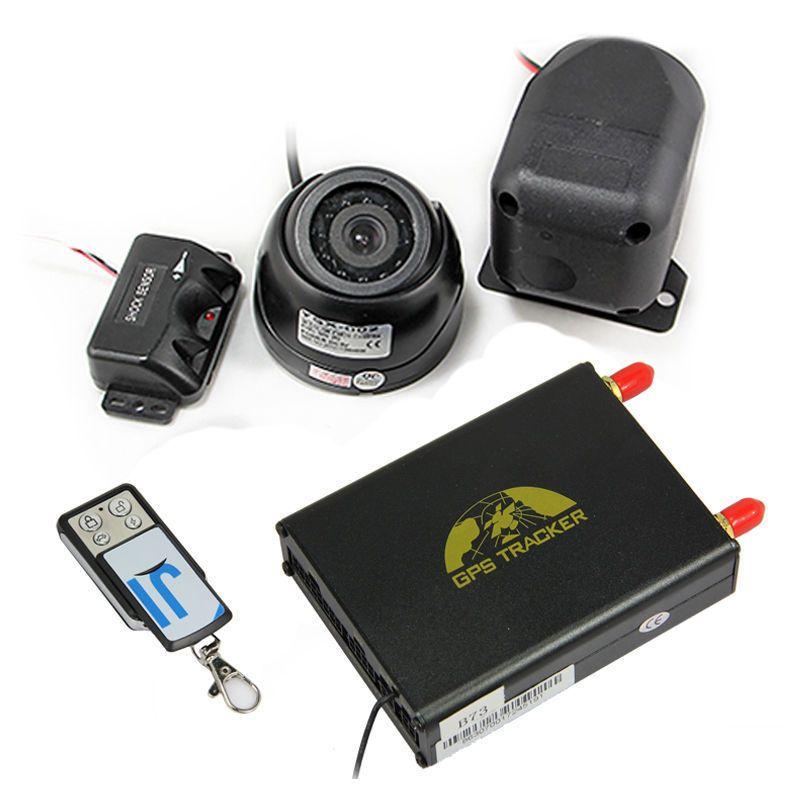 ردیاب خودرو مجهز به دوربین