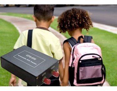 جی پی اس ,GPS محافظت از کودکان