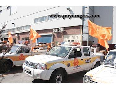 ردیاب خودرو در امداد خودرو سایپا