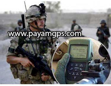 ردیاب جی پی اس در ارتش
