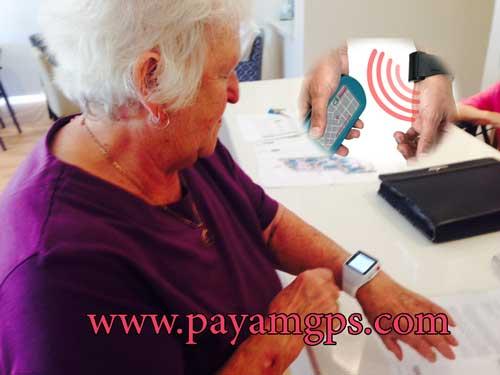 ردیاب برای بیماران آلزایمری