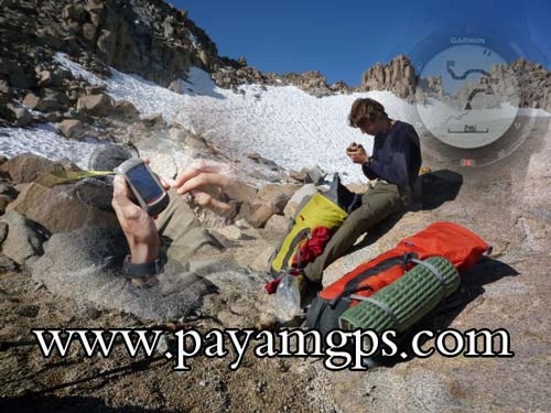 استفاده از ردیاب در کوهنوردی و پیاده روی