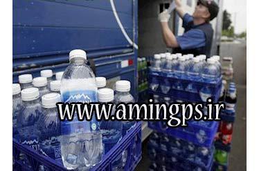جی پی اس در خودروهای پخش آب معدنی