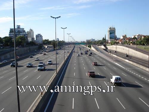 افزایش ایمنی جاده با جی پی اس