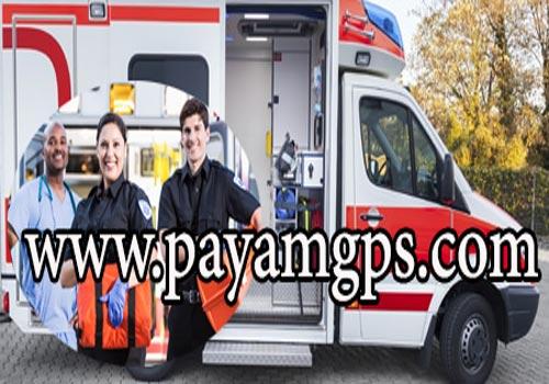 فواید ردیاب خودرو برای آمبولانس
