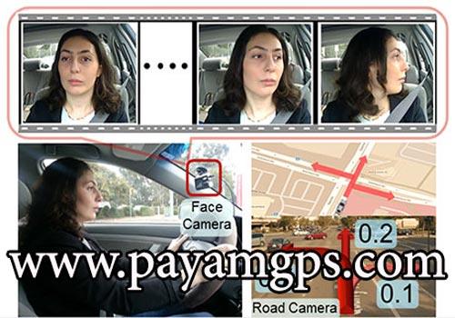 جلوگیری از خوابیدن در هنگام رانندگی با ردیاب جی پی اس