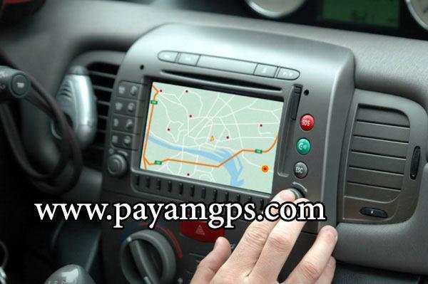 کاربردهای استفاده از مسیریاب خودرو