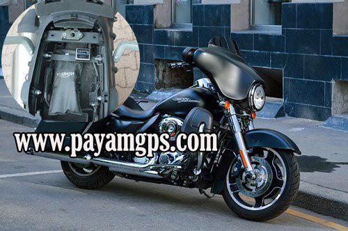 ردیاب جی پی اس مانعی برای سرقت موتور سیکلت