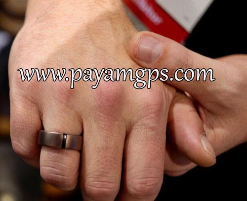 حلقه هوشمند مجهز به ردیاب جی پی اس