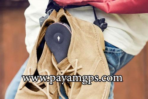 کفی کفش Lechal مجهز به ردیاب جی پی اس
