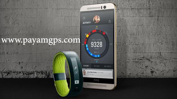ساعت مچی HTC مجهز به ردیاب جی پی اس