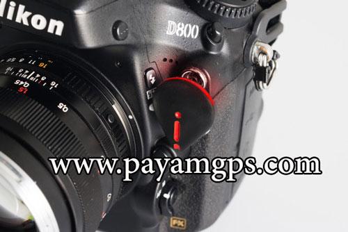 ردیاب جی پی اس Pinout برای ردیابی دوربین عکاسی