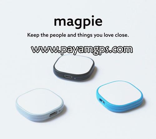 ردیاب Magpie بعنوان کوچکترین ردیاب شخصی، ردیاب حیوانات، ردیاب خودرو، ردیاب هواپیما، ردیاب دوچرخه