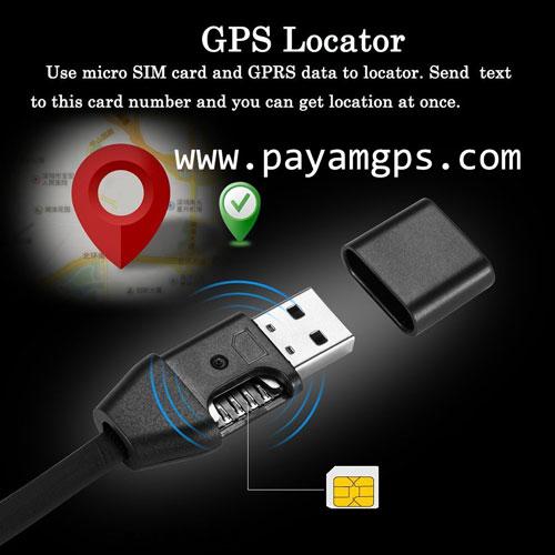بهترین ردیاب مخفی Banpow به شکل کابل USB برای ردیابی خودرو، کودکان و کیف