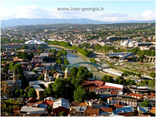 اقامت گرجستان از طریق خرید ملک