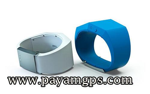 دستبند PFO Shield مجهز به جی پی اس و GSM برای ردیابی افراد