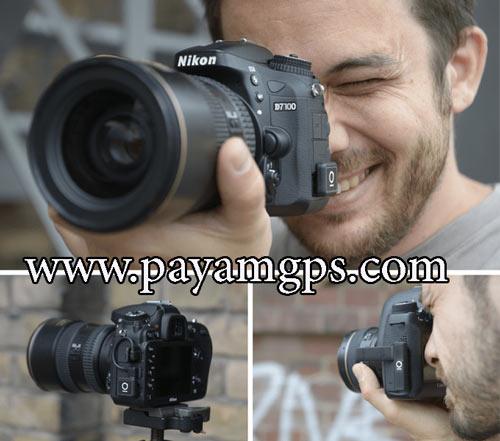 کنترل از راه دور DSLR دوربین با دستگاه Unleashed