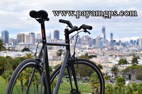 خرید دوچرخه Lyra مجهز به نورپردازی و ردیاب جی پی اس
