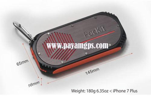 دستگاه PocKit یک وسیله همه کاره همراه با ردیاب