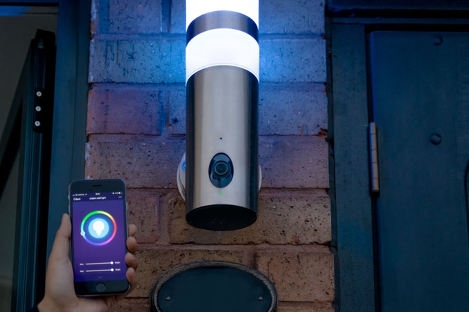 هوشمند ترین زنگ در با قابلیت شناسایی افراد از طریق گوشی