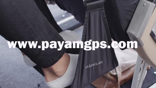 سفری راحت و آسوده با پایه مسافرت HANGAR
