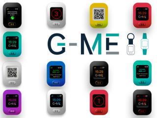 ساعت جی پی اس G ME برای ردیابی افراد