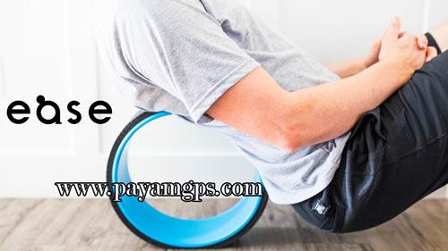 ماساژ درمانی با استفاده از Ease Roller