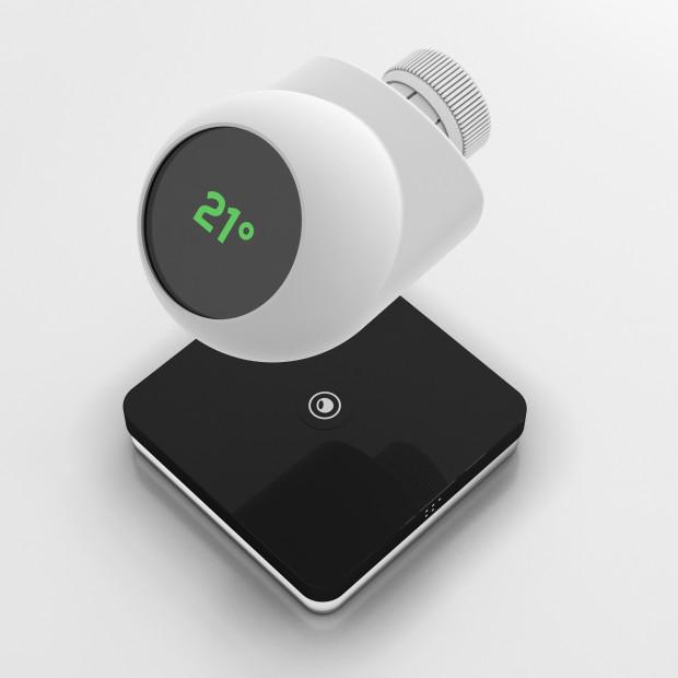قابلیت کنترل دمای خانه با eCozy