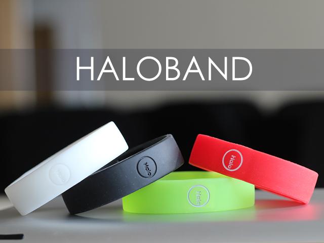 کنترل تلفن همراه با دستبند HALOband