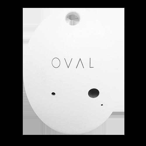 سنسور هوشمند OVAL برای اطلاع از هشدارهای فوری در خانه