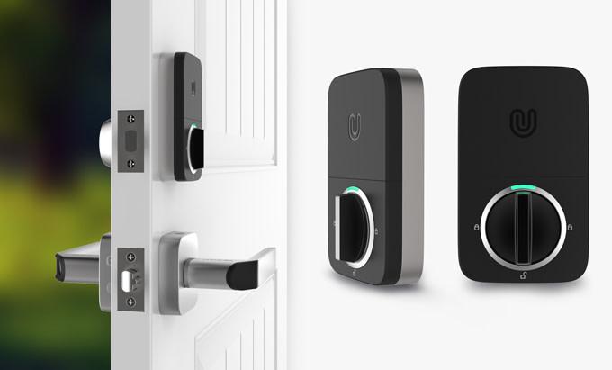 معرفی قفل هوشمند و الکترونیکی درب Ultraloq UL1