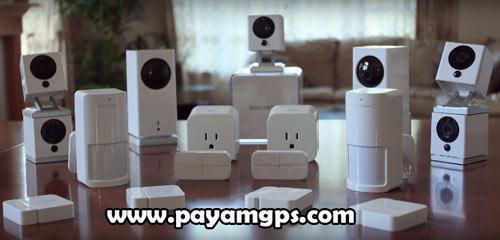 دوربین امنیتی و هوشمند خانه Spot با قابلیت های ویژه