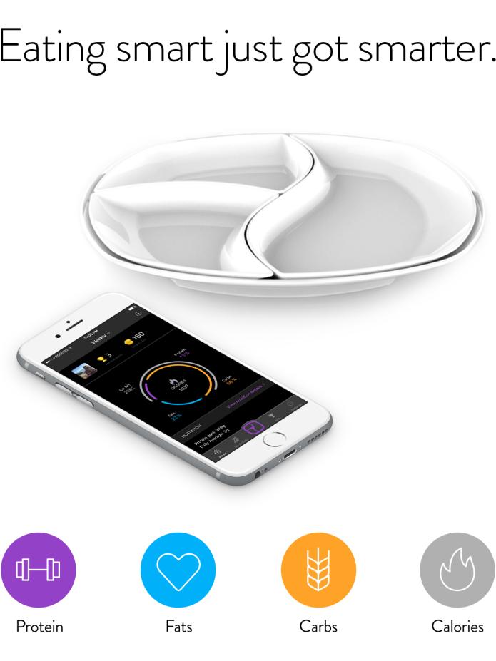 تجزیه و تحلیل مواد غذایی با بشقاب هوشمند TopView