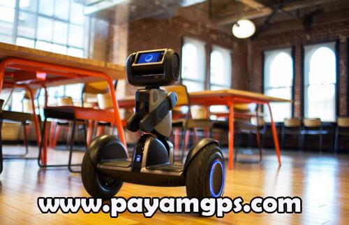 روبات Loomo بهترین هاور برد با قابلیت های ویژه