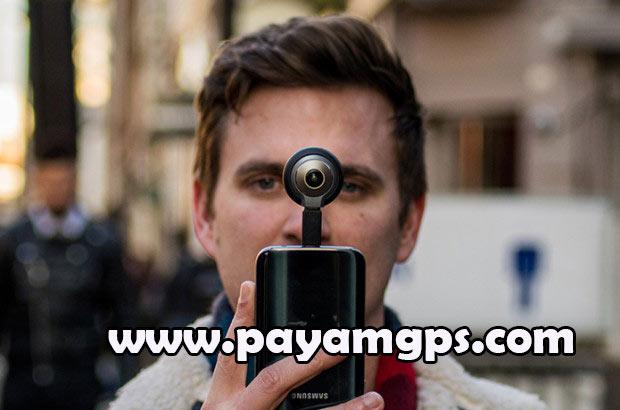 دوربین LyfieEye200 کوچکترین دوربین 360 درجه ای جهان