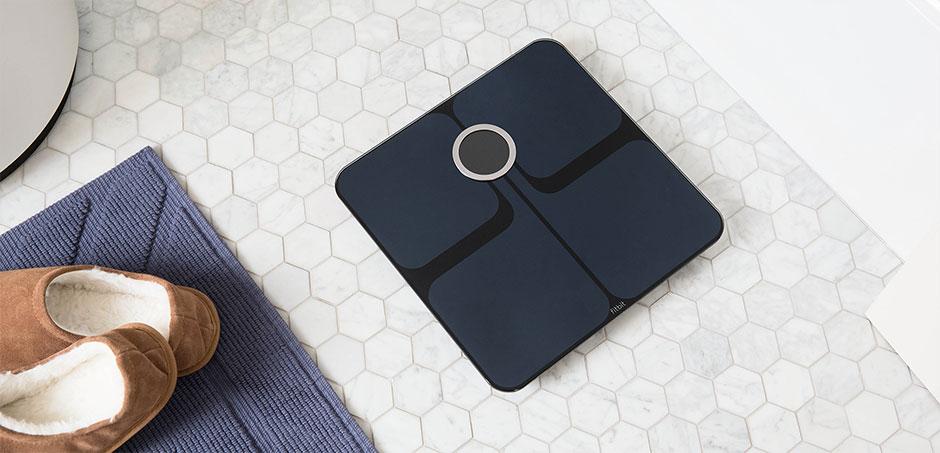 حفظ تناسب اندام با ترازو دیجیتال Fitbit Aria