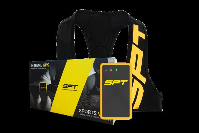جی پی اس ورزشی SPT برای سنجش آمادگی ورزشکاران