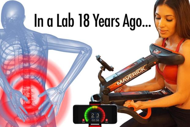 جلوگیری از ابتلا به بیماری سارکوپنی با دستگاه ورزشی Core 46
