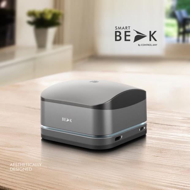 کنترل تمامی وسایل هوشمند خانه با ریموت BEAK