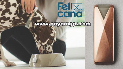 مراقبت از حیوانات خود با دستگاه ردیاب Felcana