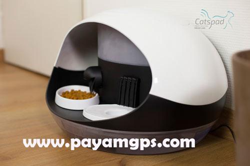 خوراک دهنده هوشمند Catspad برای نگهداری گربه شما
