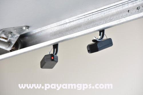 استفاده از سنسور پارکینگ Park a Dot