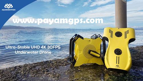 فیلمبرداری زیر دریا با دوربین Nemo
