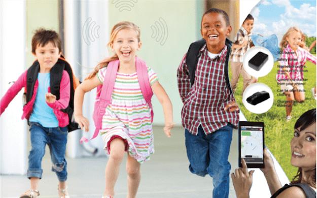 بالا بردن امنیت کودکان در سفر به کمک ردیاب