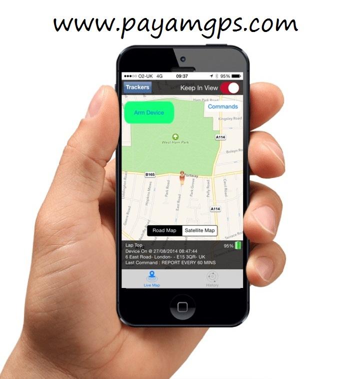 بهترین و کوچکترین گیرنده های GPS