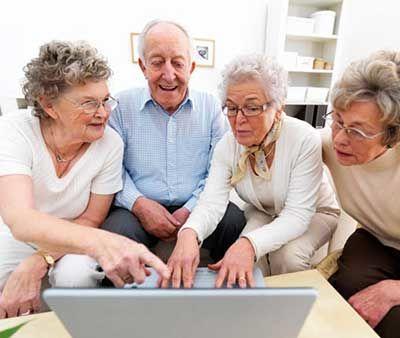 ردیابی افراد سالخورده