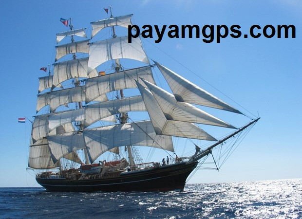 جی پی اس در قایق یا کشتی