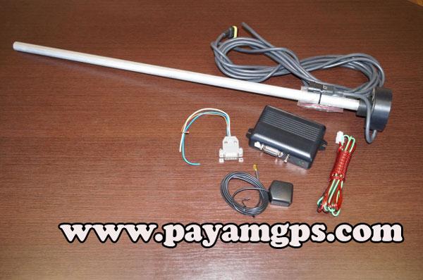 کاربرد و طریقه نصب سنسور سوخت در ردیاب