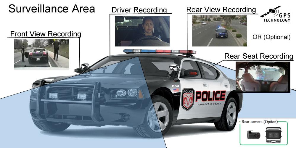 کاربرد ردیاب GPS برای پلیس