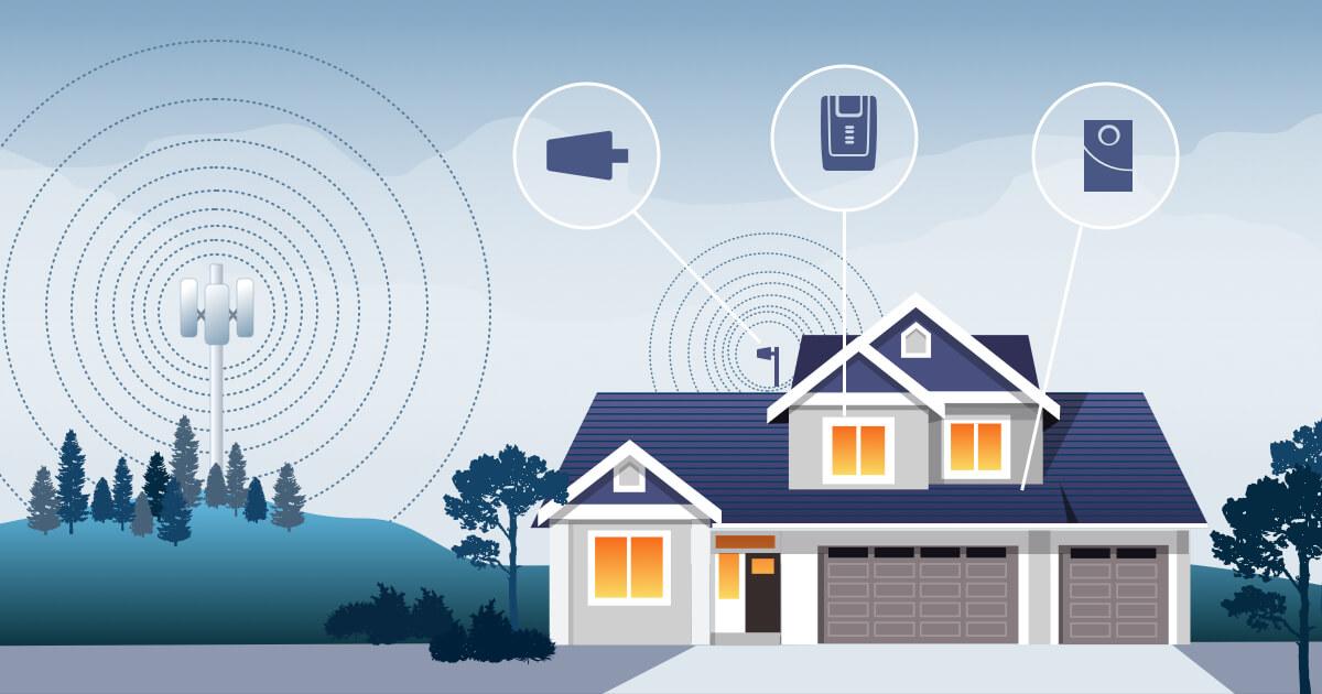 تقویت آنتن موبایل در زیرزمین و منزل